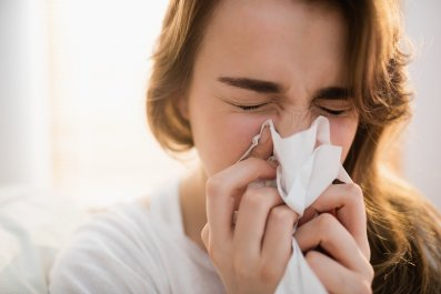 sneeze, cold, flu, stock, getty