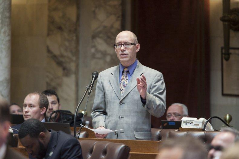 Wisconsin State Rep. Scott Allen