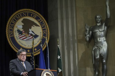 william barr doj religious extremism