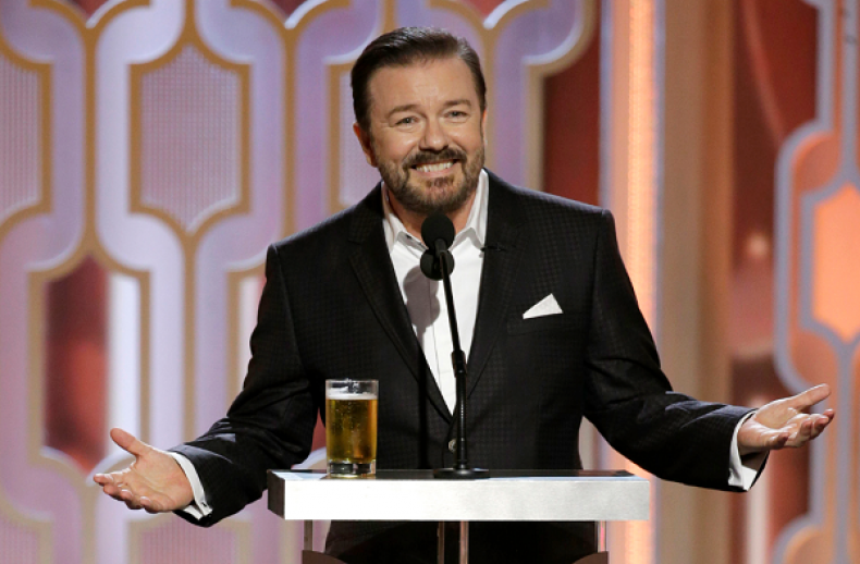 Who's Hosting and Presenting at the 77th Annual Golden Globe Awards?