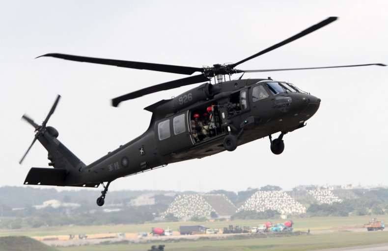 Taiwan, helicopter, crash, accident, black hawk