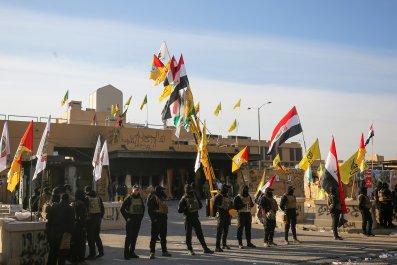 IRAQ-POLITICS-PROTEST-US-IRAN