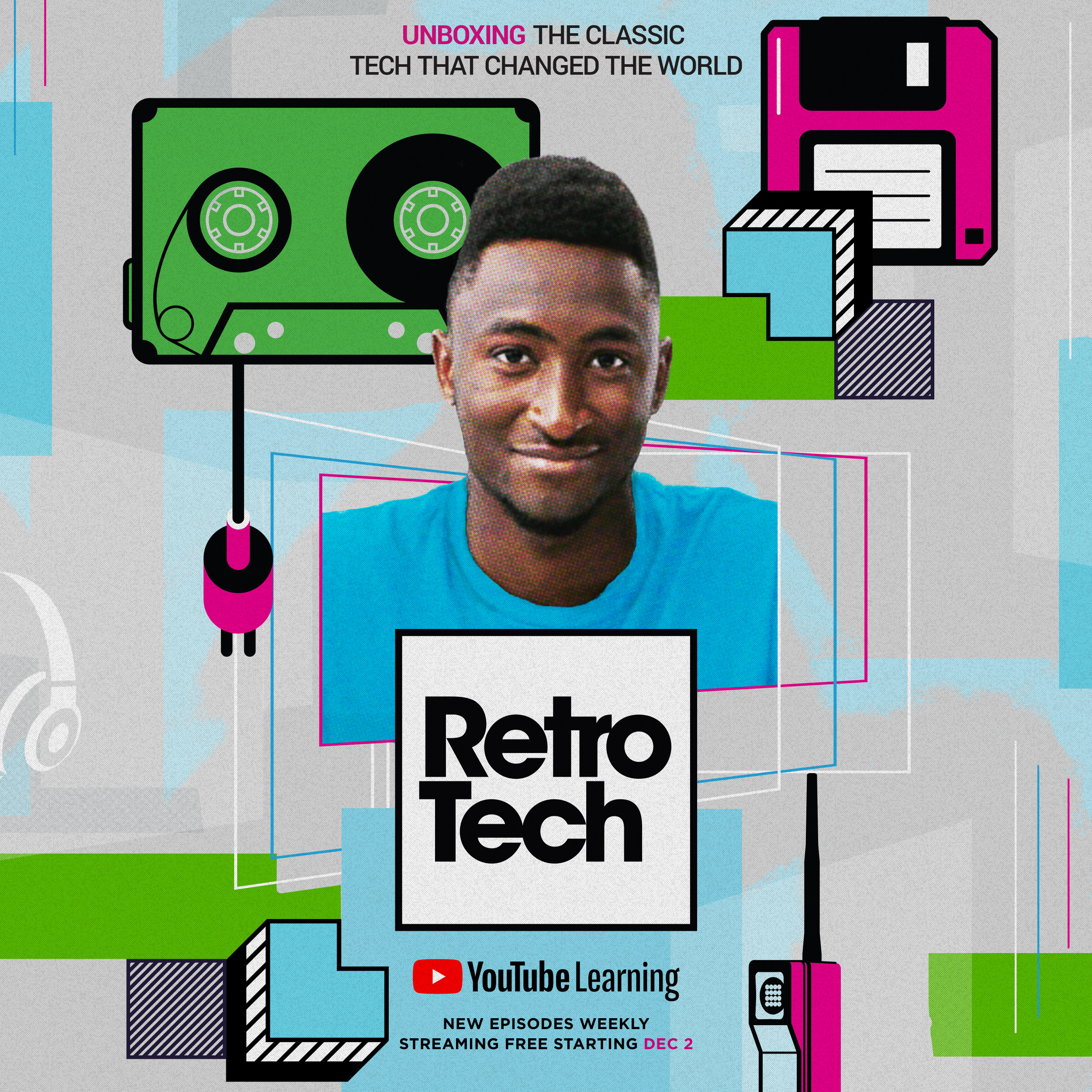 marques brownlee youtube tech review.'