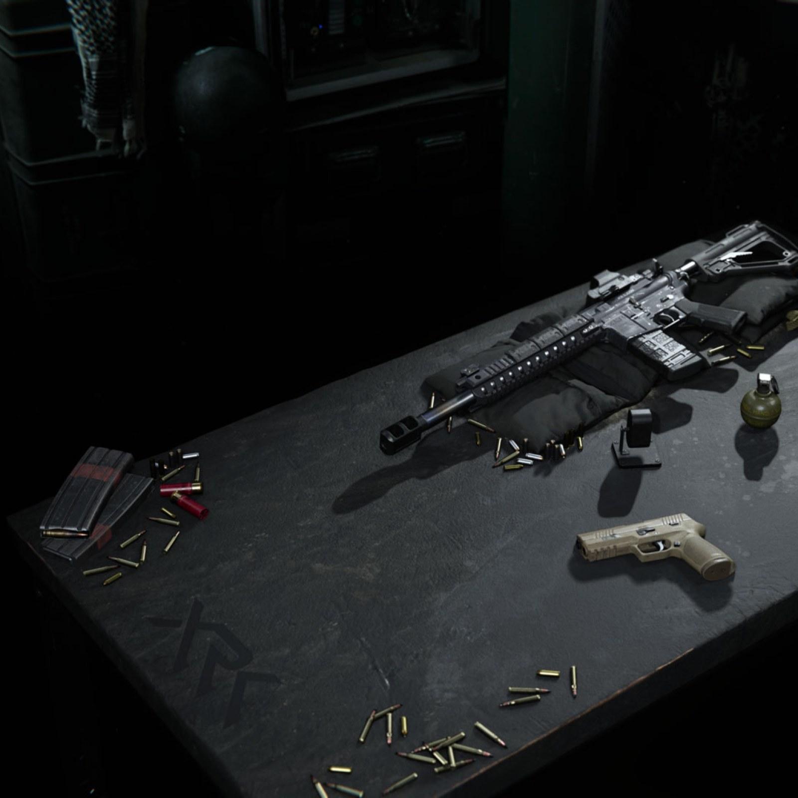 Call Of Duty Modern Warfare Update Increases Loadout Slots Blueprints Overhaul Soon