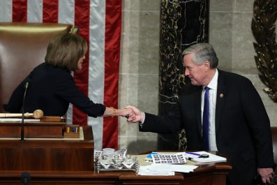 mark meadows nancy pelosi
