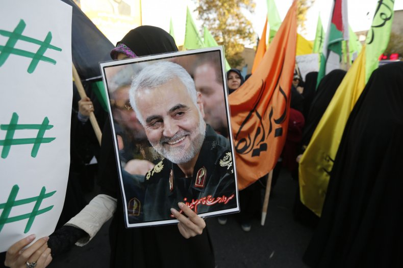 Qassem Soleimani, Donald Trump, Iran, assassination, IRGC