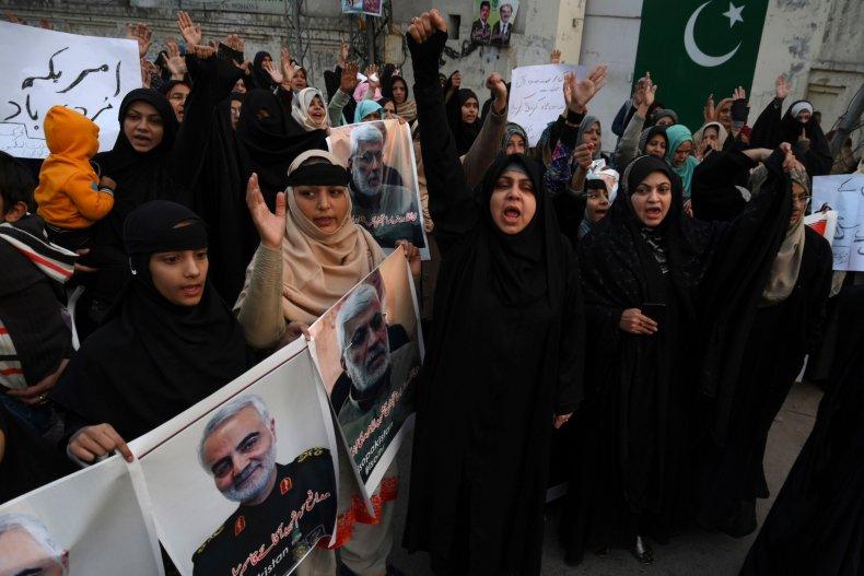 2020 Democrats react Trump killing Soleimani