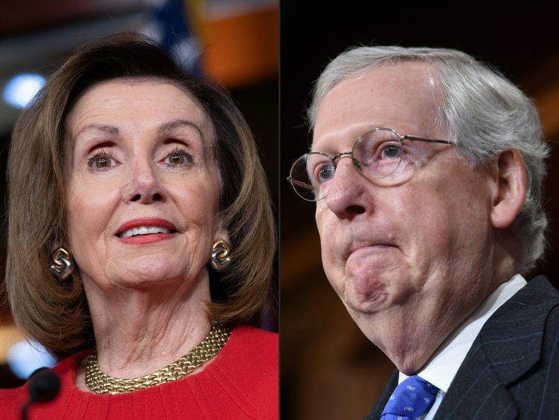 McConnell says Pelosi impeachment trial demands non-starter