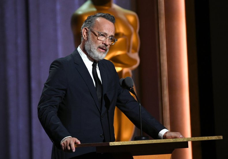 Tom Hanks Honored with Cecil B. deMille Award at 2020 Golden Globes