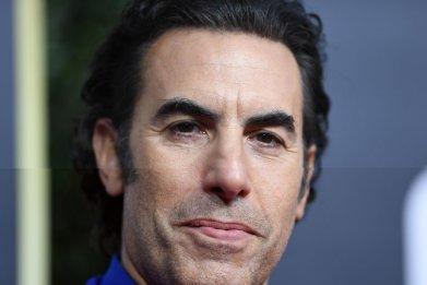 Sacha Baron Cohen Golden Globes