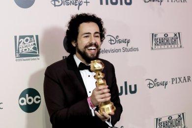 Ramy Youssef wins Golden Globe