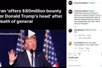 George Lopez joke about Trump