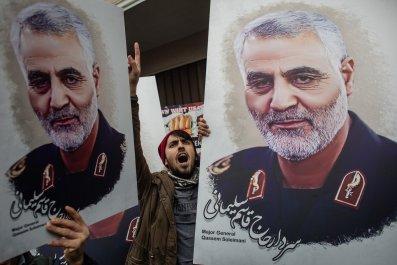 Qassem Soleimani, Donald Trump, James Clapper, intelligence