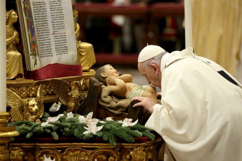 pope francis epiphany