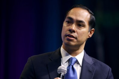 Former Primary Candidate Julian Castro