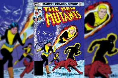 marvel who are the new mutants magik