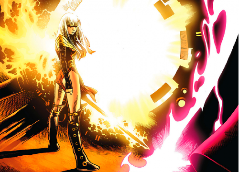 marvel the new mutants magik