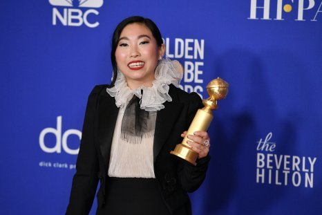 Awkwafina wins Golden Globe