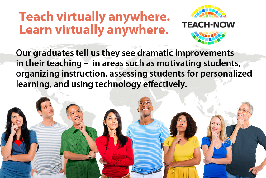 TEACH-NOW Graduate School of Education