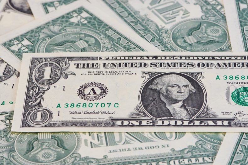 dollar, money, stock, cash, getty,