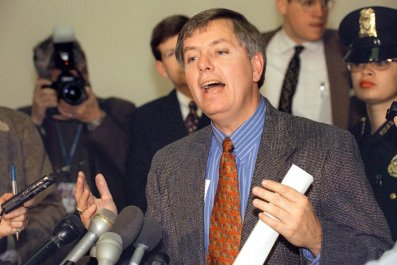 Lindsey Graham 1999