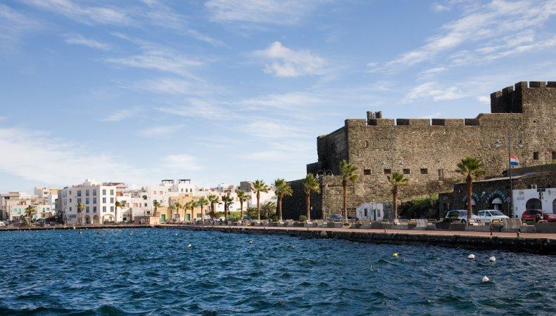 Pantelleria harbor