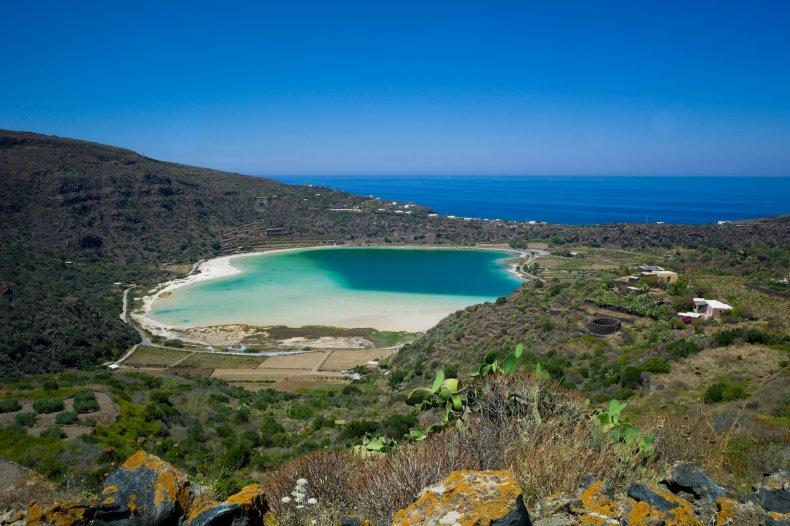 Specchio di Venere Pantelleria