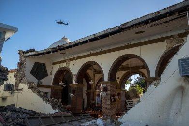 puerto rico earthquake damage photos