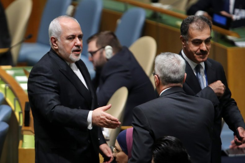 iran, zarif, united, nations, general, assembly
