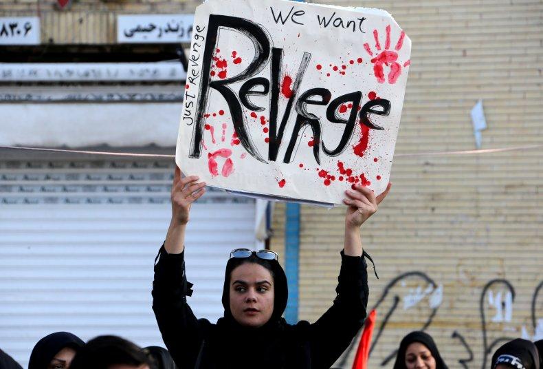 iran, military, iraq, attack, soleimani