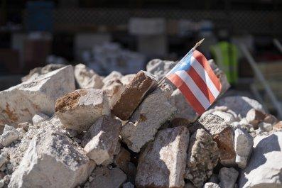 puerto rico. earthquake