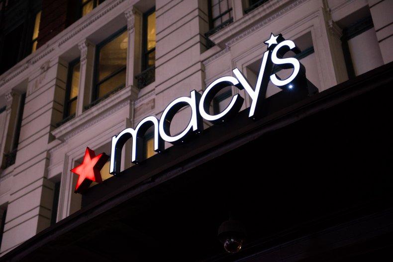 Macy's Logo Store