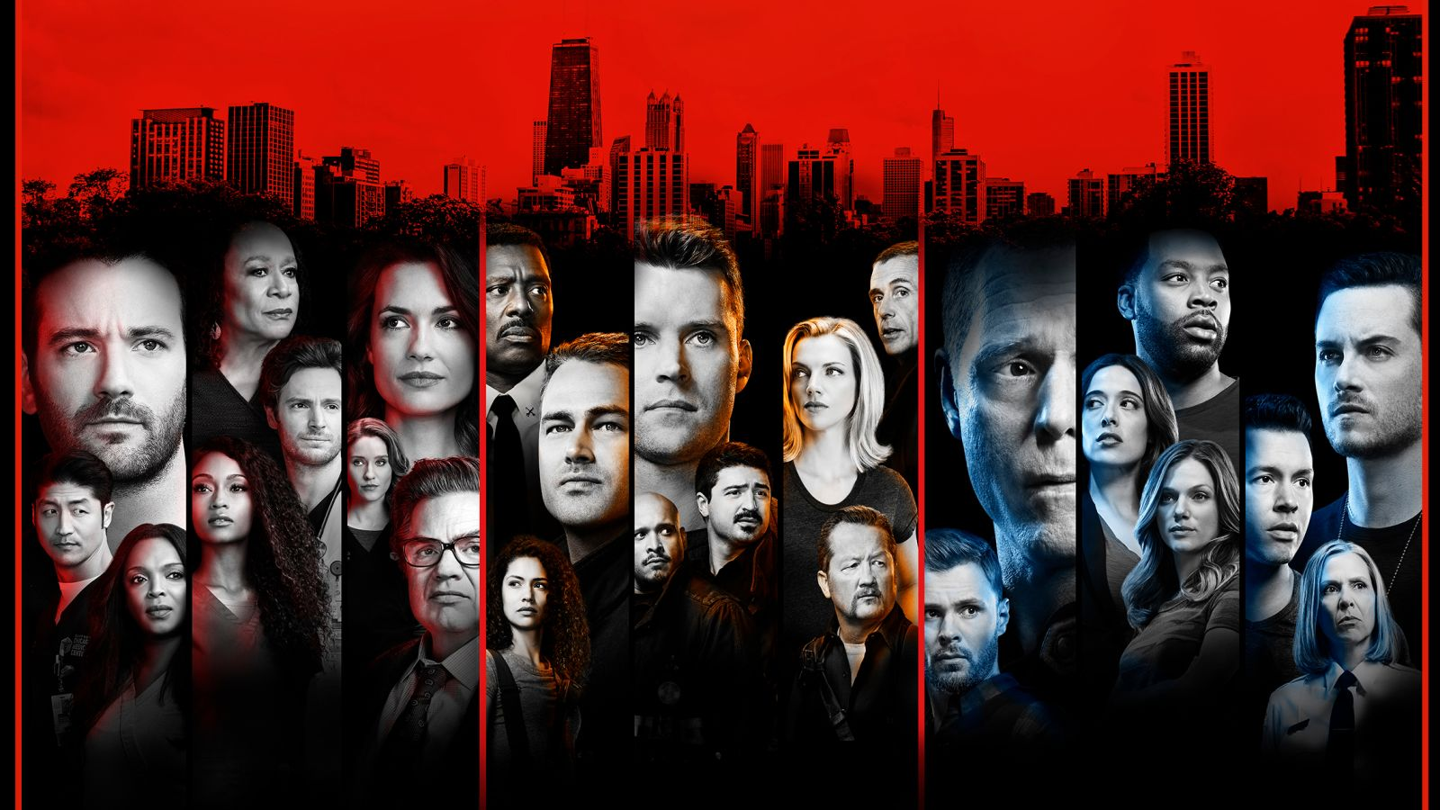 chicago med pd when the seasons start and