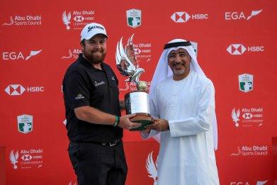 Shane Lowry, Abu Dhabi HSBC Championship