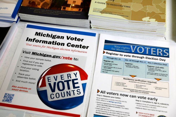 What U.S. State Population Changes Mean for American Elections