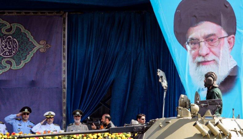 Ayatollah Khameini