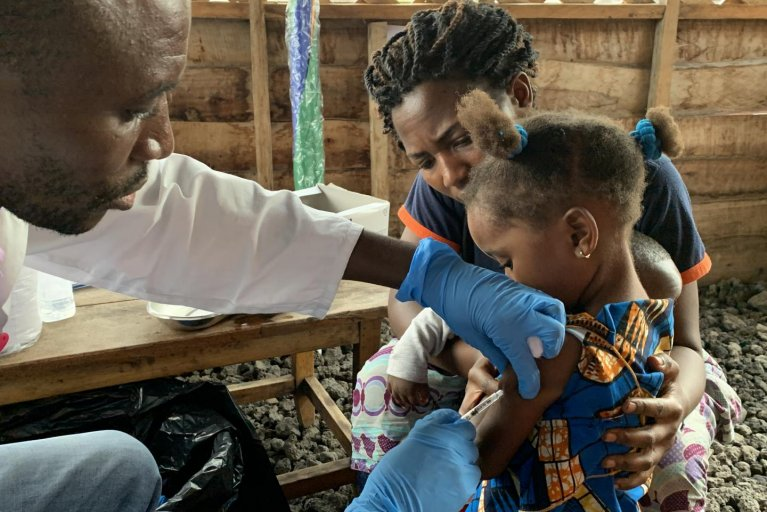 Vaccination DRC
