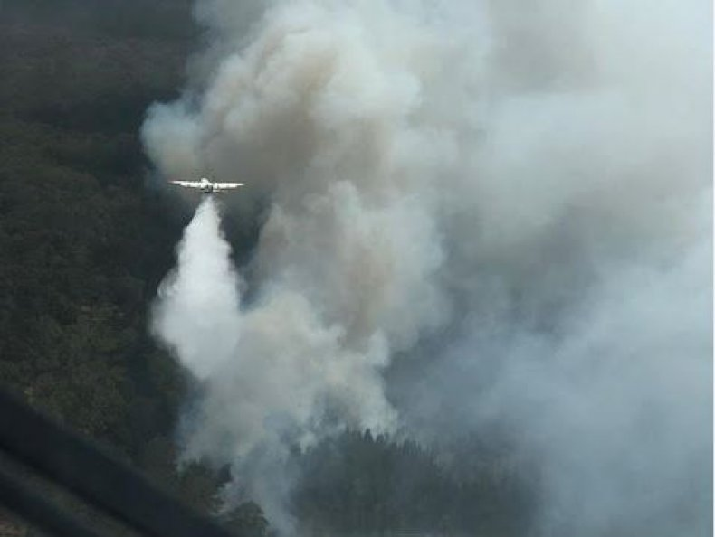 america firefighting australia wildfires