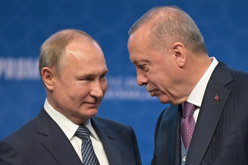 russia, putin, turkey, erdogan, libya, syria