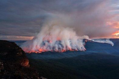 Smoke in Australia