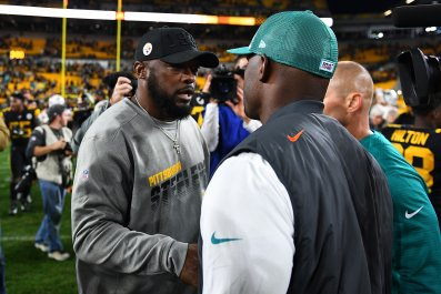 Mike Tomlin, Brian Flores