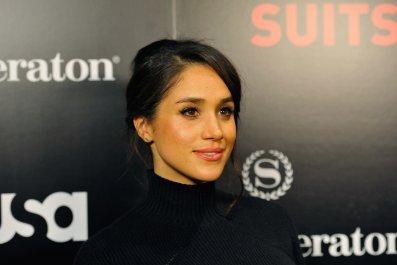 Meghan Markle at Suits premiere