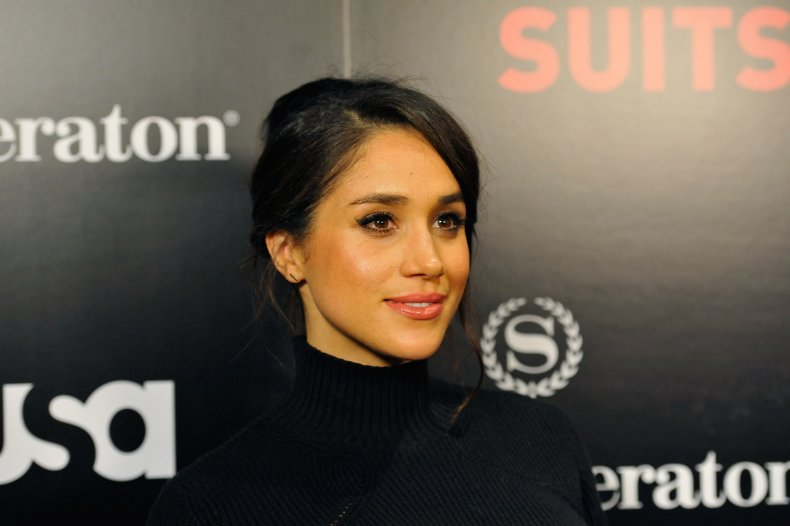Meghan Markle at Suits premiere