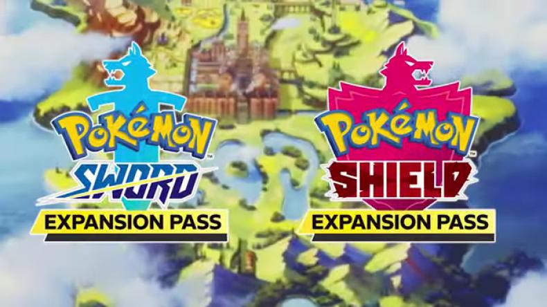 pokemon sword shield expansion pass dlc