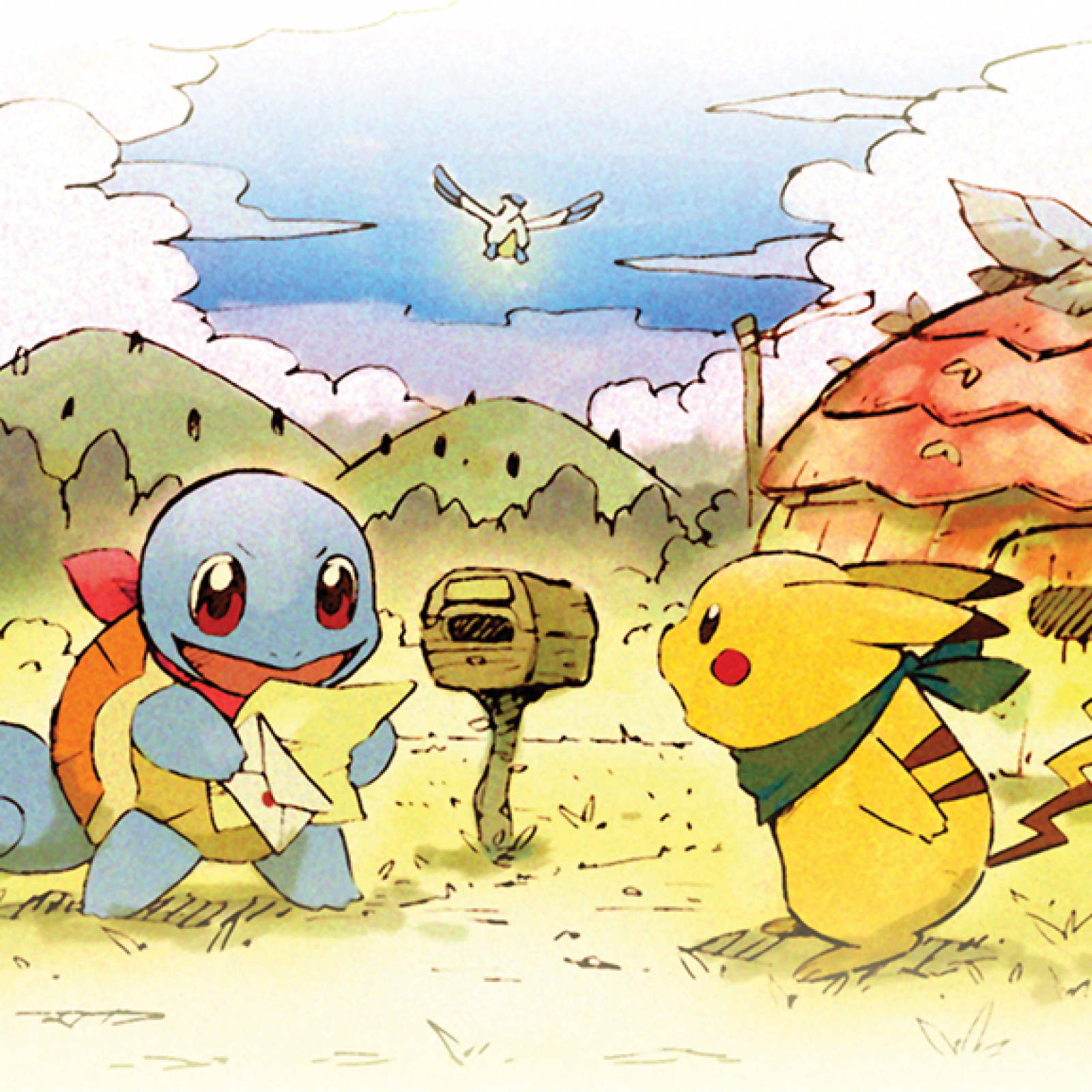 Phone Wallpapers Pokemon Mystery Dungeon Nomadwiz