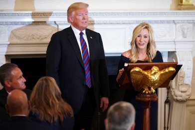 Donald Trump Paula White