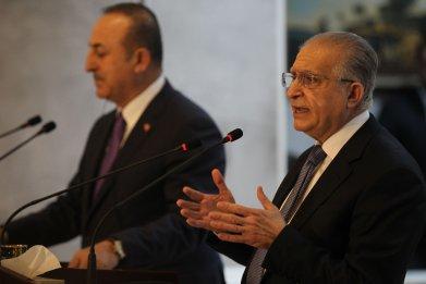 iraq, turkey, foreign, ministers, baghdad