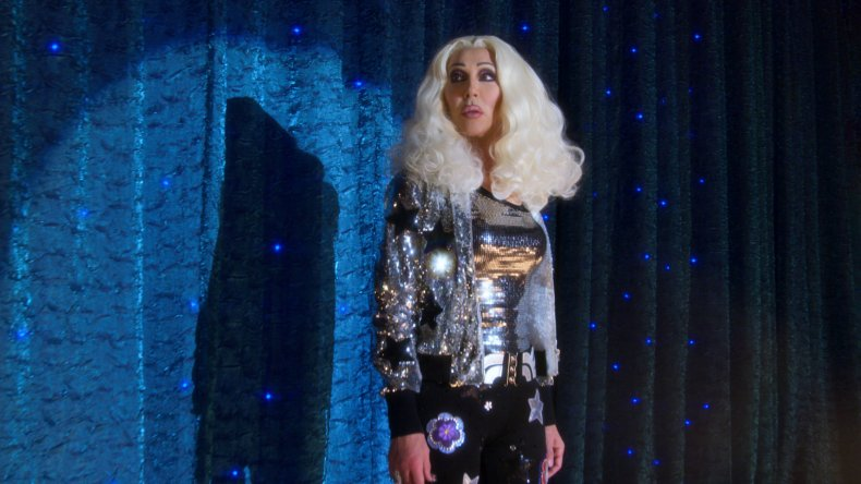 aj and the queen chad michaels
