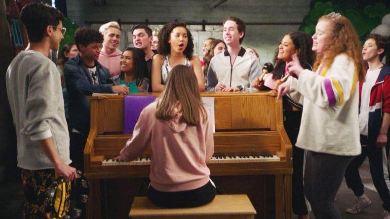 high school musical series season 2
