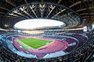 2020 Olympic Soccer